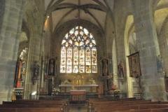 Beeldrijke kerk in Bretagne door Hans van Zanten