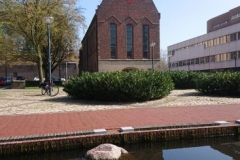 Liever bloemen dan parkeerplaatsen door Henk Eggink
