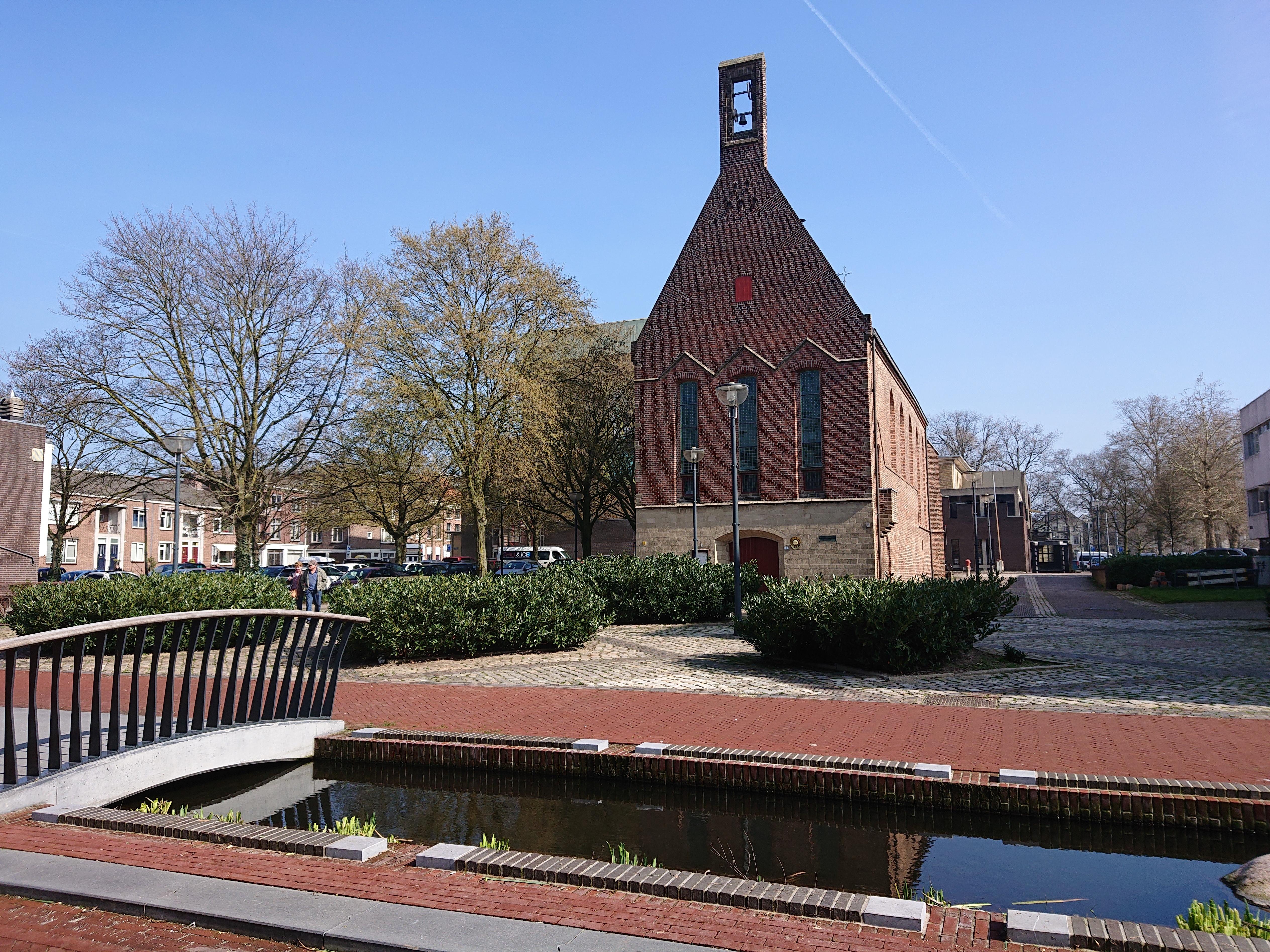 de St. Jansbeek en Waalse Kerk