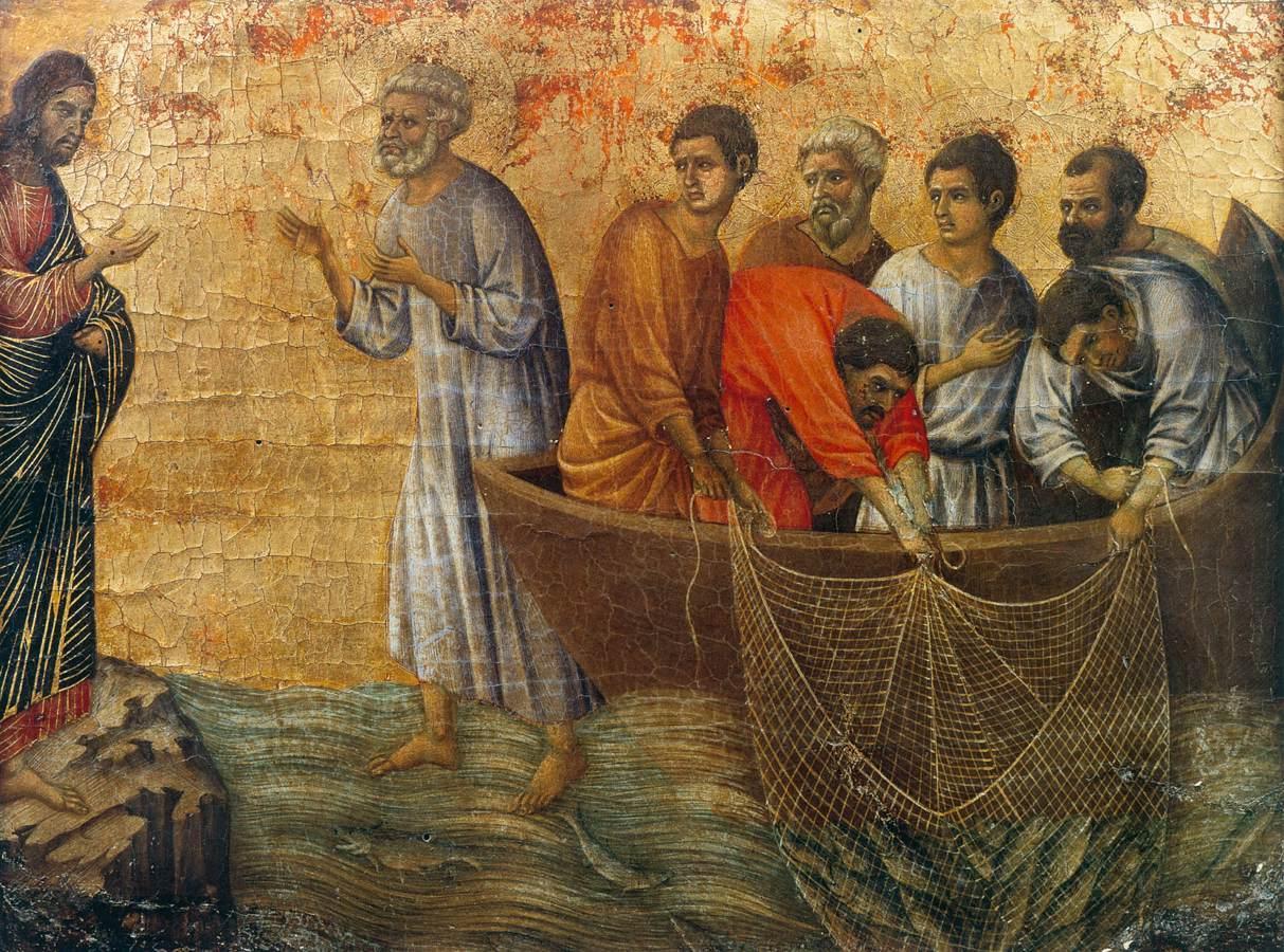 Jansbeekekklesia Jezus Tiberias
