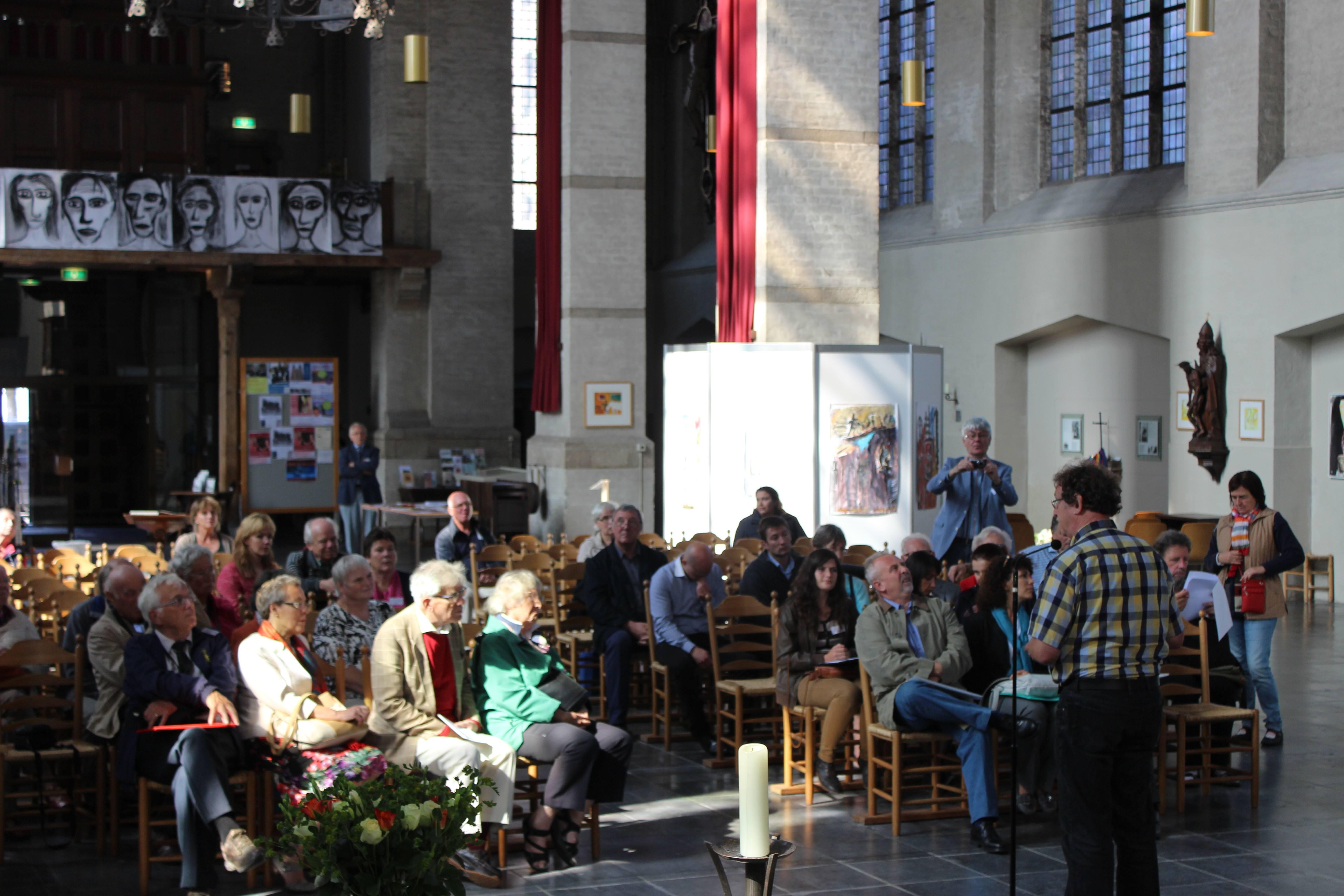 Stioconferentie Raad van Kerken