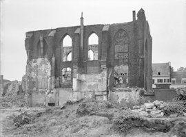 De Waalse Kerk Arnhem 1945