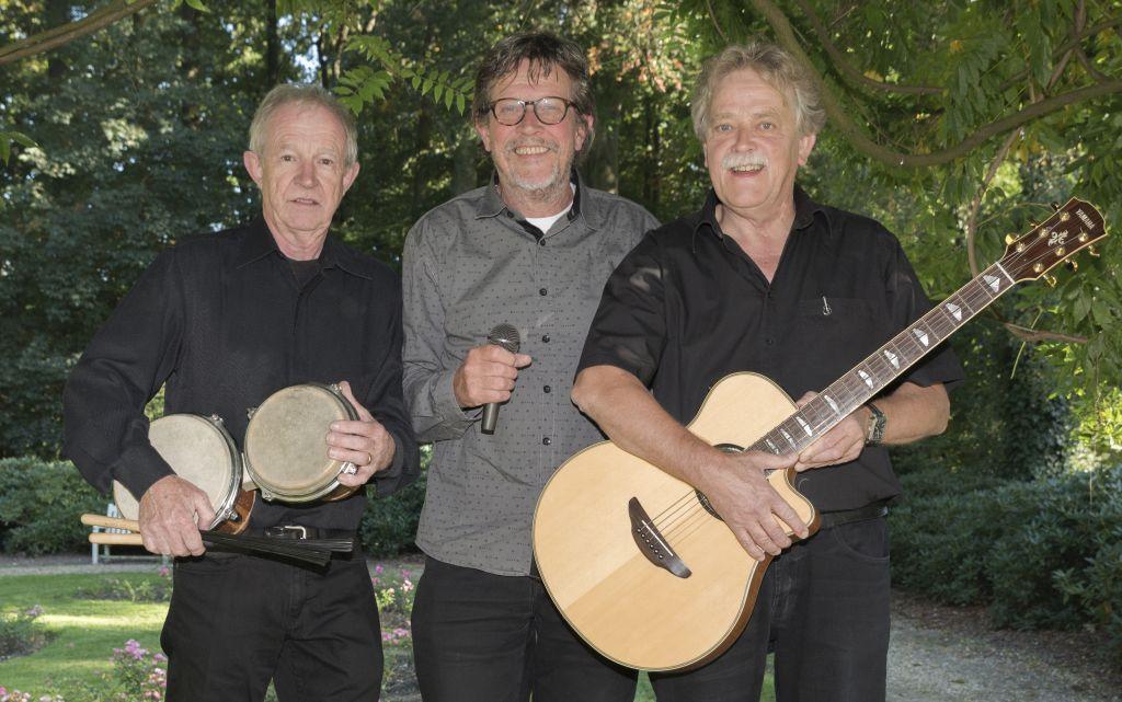 Trio Pagero in Jansbeek Ekklesia
