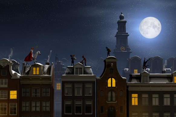 Sinterklaas en advent